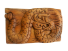 Wooden Puzzle Box - Dragon