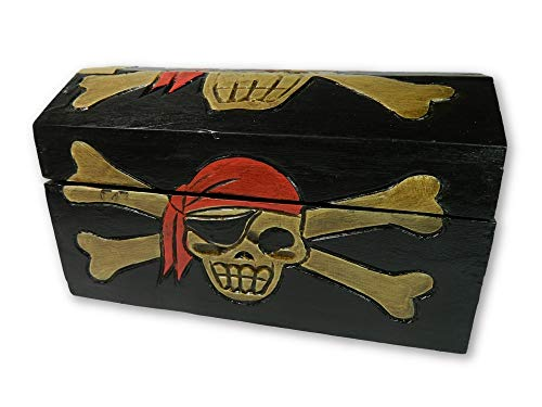 Pirate Treasure Chest - Large