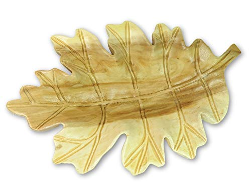 Wooden Word Art - Oak Leaf Bowl